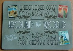 Unexploded Cow: Around the World