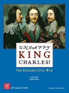Unhappy King Charles!
