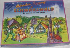 Unheimliche Begegnung im Schwarzwald