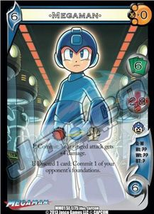 Universal Fighting System: Mega Man