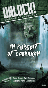 Unlock!: Escape Adventures – In Pursuit of Cabrakan