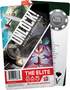 Unlock!: Escape Adventures – The Elite