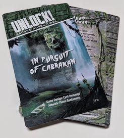 Unlock! In Pursuit of Cabrakan
