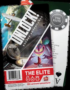 Unlock! The Elite