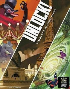 Unlock!: Timeless Adventures