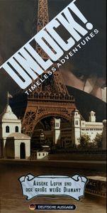 Unlock!: Timeless Adventures – Arsène Lupin und der große weiße Diamant