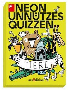 Unnützes Quizzen: Tiere