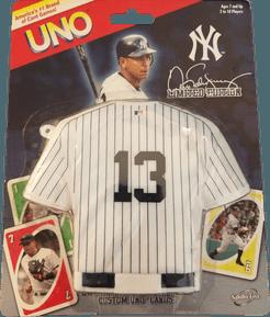 UNO: Alex Rodriguez Limited Edition