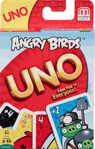 UNO: Angry Birds