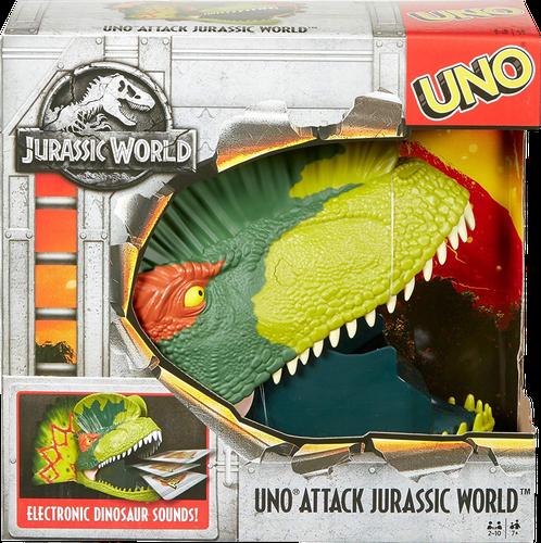 UNO Attack: Jurassic World