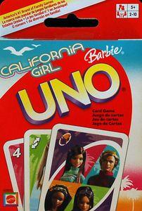 UNO: Barbie California Girl