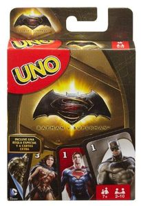 UNO: Batman v Superman – Dawn of Justice
