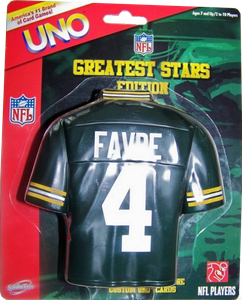 UNO: Brett Favre NFL Greatest Players Edition