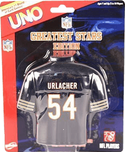 UNO: Brian Urlacher Special Edition