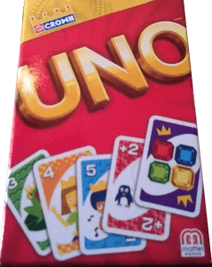 Uno: Burger King Edition