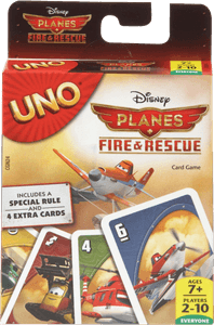 UNO: Disney Planes – Fire & Rescue!