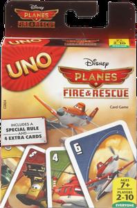 UNO: Disney Planes – Fire & Rescue!