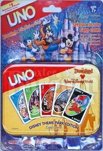 UNO: Disney Theme Park Edition