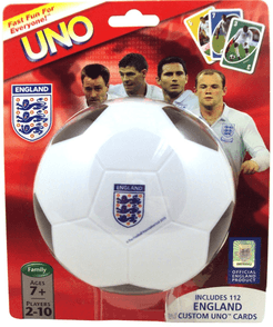 UNO: England FA