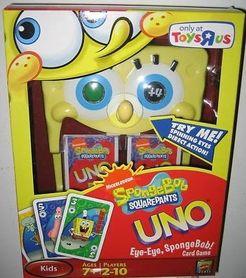 UNO: Eye-Eye SpongeBob!
