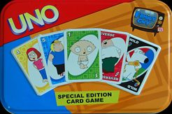 UNO: Family Guy