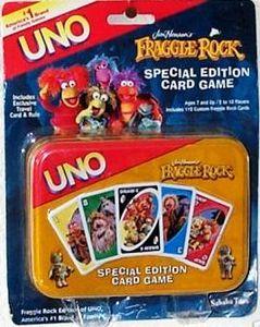 UNO: Fraggle Rock