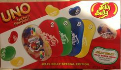 UNO: Jelly Belly Special Edition
