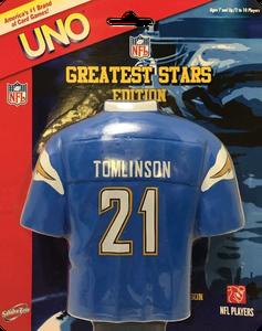 UNO: LaDainian Tomlinson Special Edition