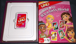UNO: Limited Too It's A Girl's World