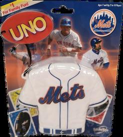 UNO: Mets Special Edition