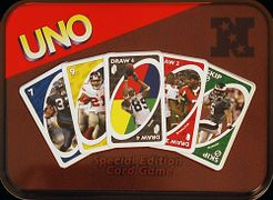 UNO: National Football League NFL Editions