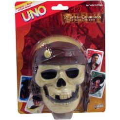 UNO: Pirates of the Caribbean at World's End