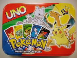 UNO: Pokémon