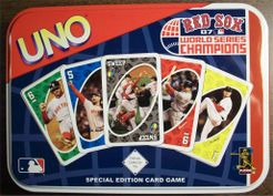 UNO: Red Sox 07 World Series Champions