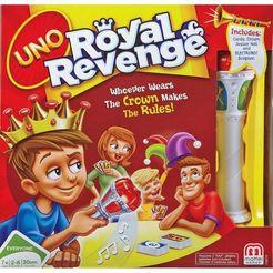 UNO: Royal Revenge