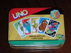 UNO: Sesame Street