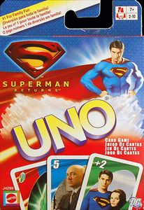 UNO: Superman Returns