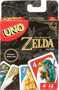 UNO: The Legend of Zelda