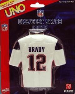 UNO: Tom Brady NFL Greatest Players