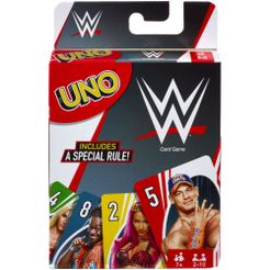 UNO: WWE Card Game