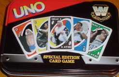 UNO: WWE Legends of Wrestling