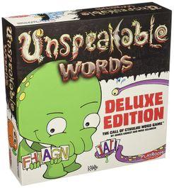 Unspeakable Words: Deluxe Edition