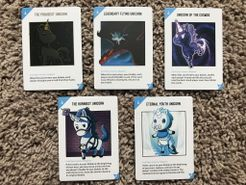 Unstable Unicorns: Kickstarter Exclusive Cards