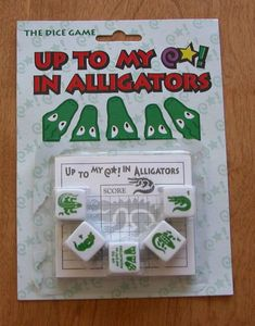 Up To My @*! In Alligators