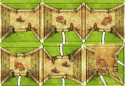 Upper Carcassonne (fan expansion to Carcassonne)