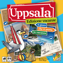 Uppsala Edizione Vacanze