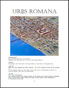 Urbs Romana