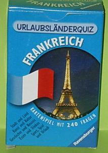 Urlaubsländerquiz Frankreich