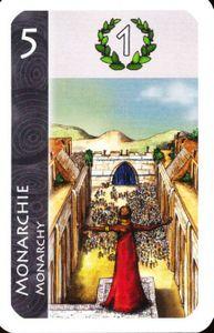Uruk II: Promokarte Monarchie