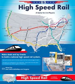 US High Speed Rail